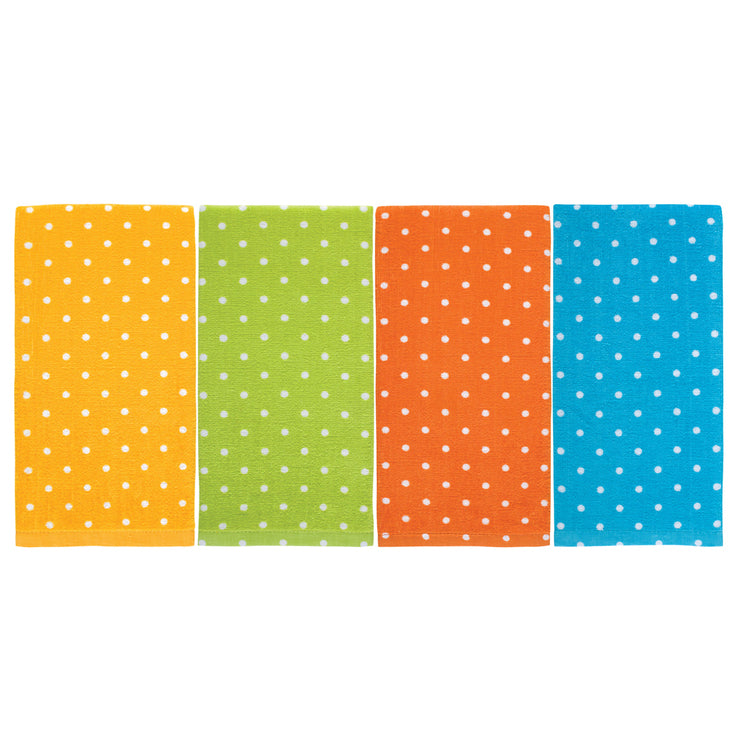 4 Dots Kitchen Towels Fab