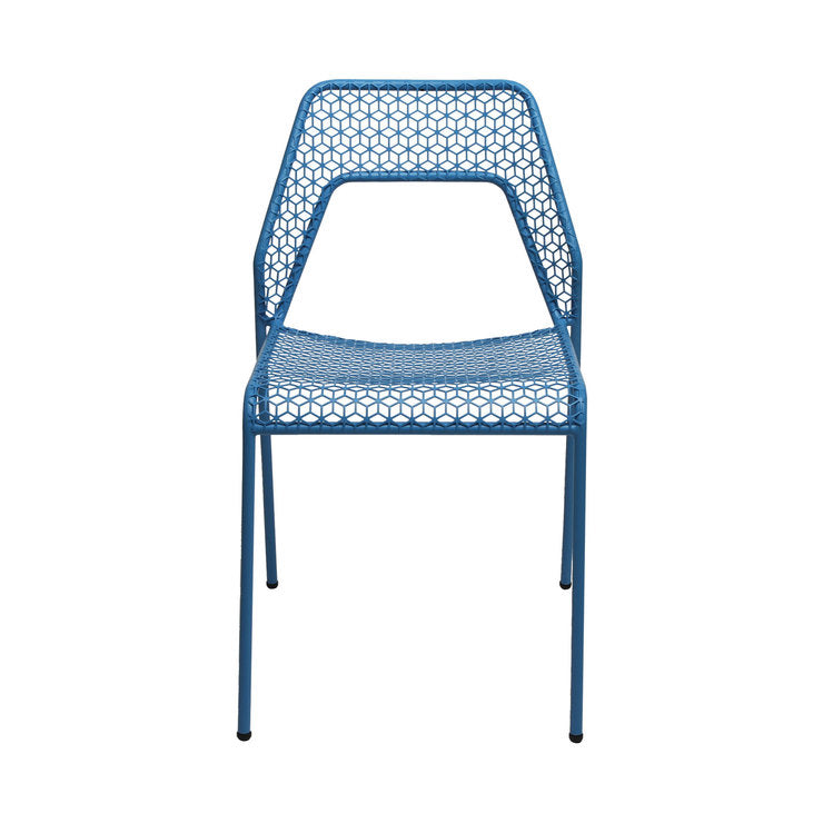 Hot Mesh Chair Blue