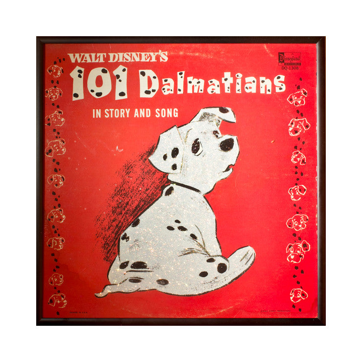 101 Dalmatians In Story And Song