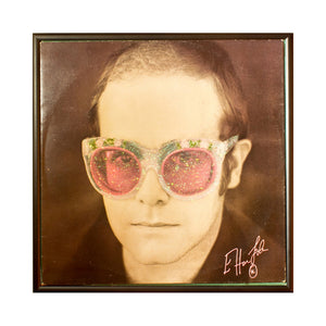 Elton John Rose Colored Glasses