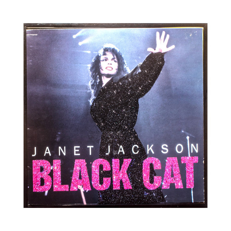 Janet Jackson Black Cat
