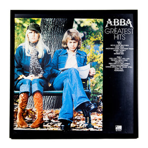 Framed ABBA Album II