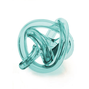 Crystal Knot Turquoise