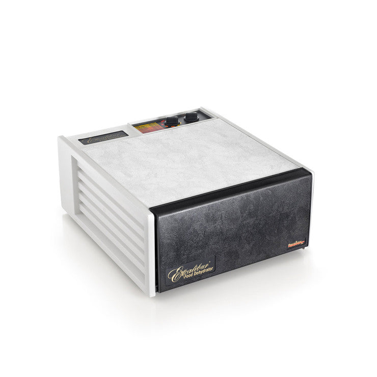 5-Tray Delux Dehydrator White