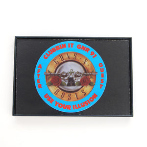 Framed GNR Backstage Pass