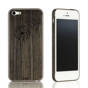 iPhone 5 Dandelion Ebony Set