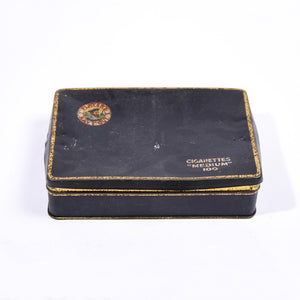 Players Cigarette Tin Box