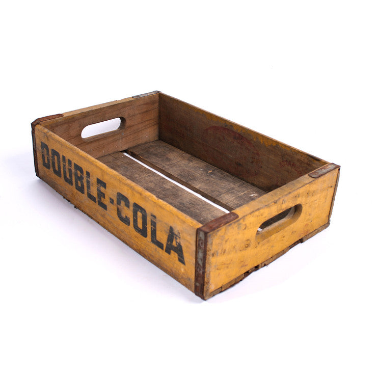 Double Cola Crate