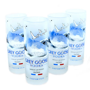 Grey Goose Champagne Flute 4Pk