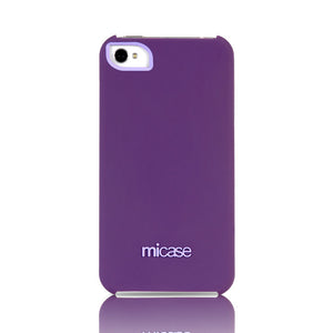 iPhone 4/4S Snugger Purple