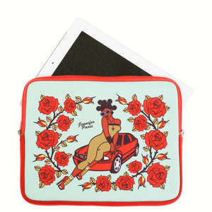 Jennifer Paris Tablet Sleeve