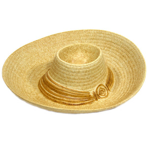 Hat Chip & Dip Bowl