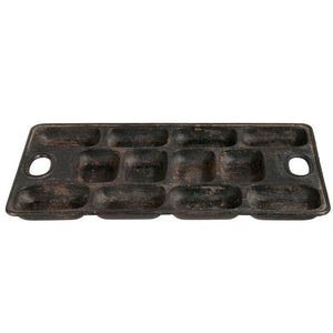 Cast Iron Bread Roll Pan