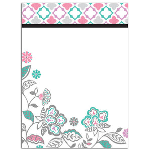 Floral Medley Message Board