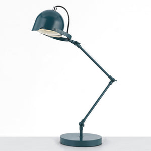 Cooper Desk Lamp Blue