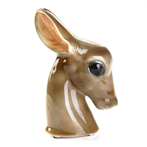'50s Fawn Head Planter