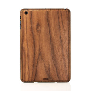 iPad Mini Plain Walnut