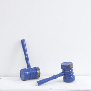 Gavel Salt & Pepper Shaker