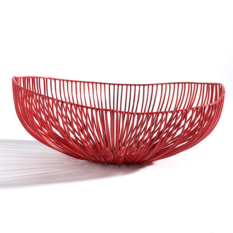 Deep Tale Plate Red