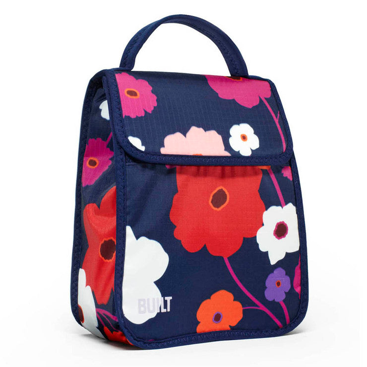 Essential Lunch Tote Lush Flower