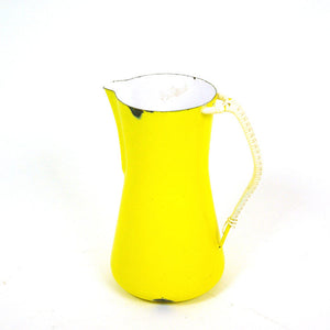Dansk Enameled Pitcher