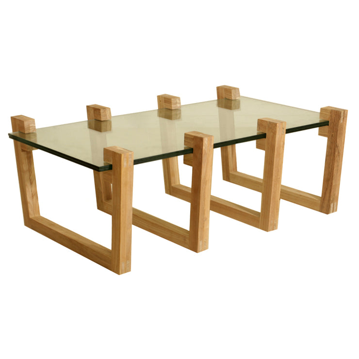 Clamp Coffee Table