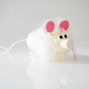 Glam Mouse Bottlelamp
