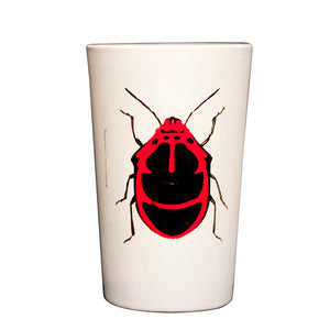 Black Beetle Candle Votive