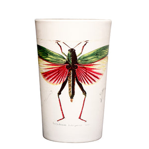 Colorful Dragonfly Candle Votive