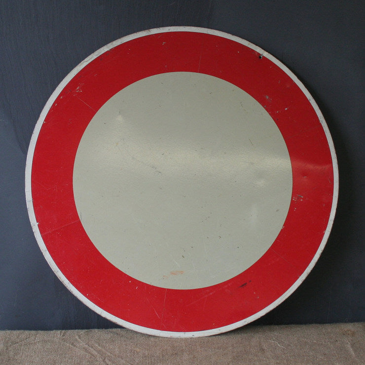 German Railway Sign II