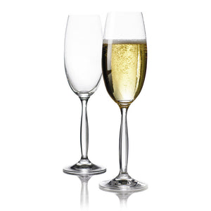 Champagne Glass Set Of Two