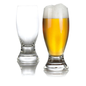 Beer Glass Set Of Two