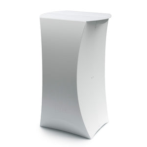 Flux Column Bar Table White