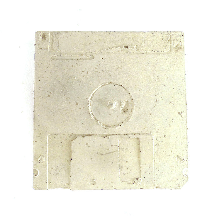 Floppy Disc Fossil I