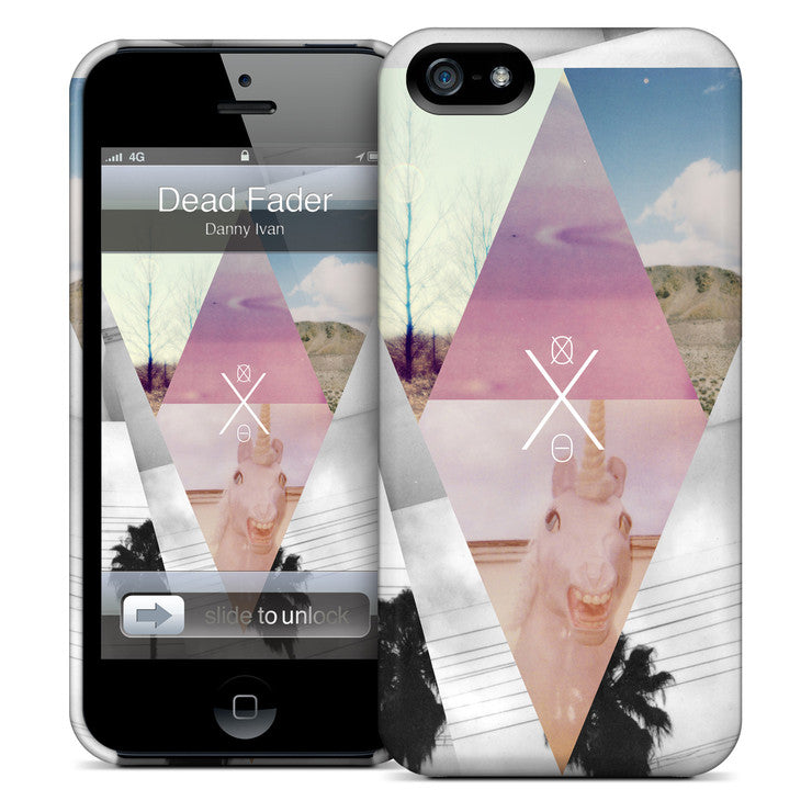 Dead Fader iPhone Case