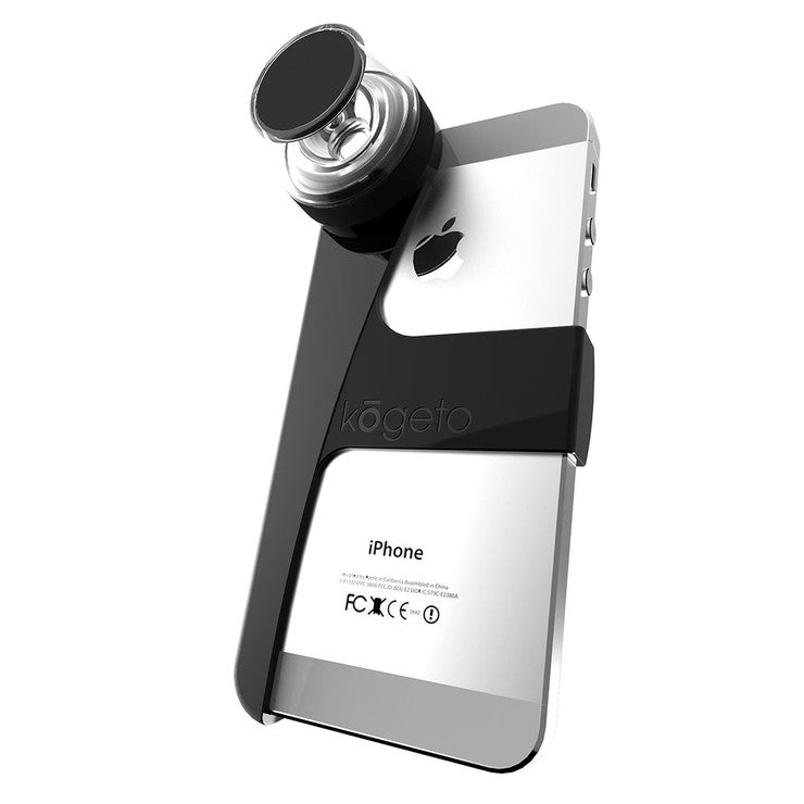 Dot Panorama Phone Lens Black II