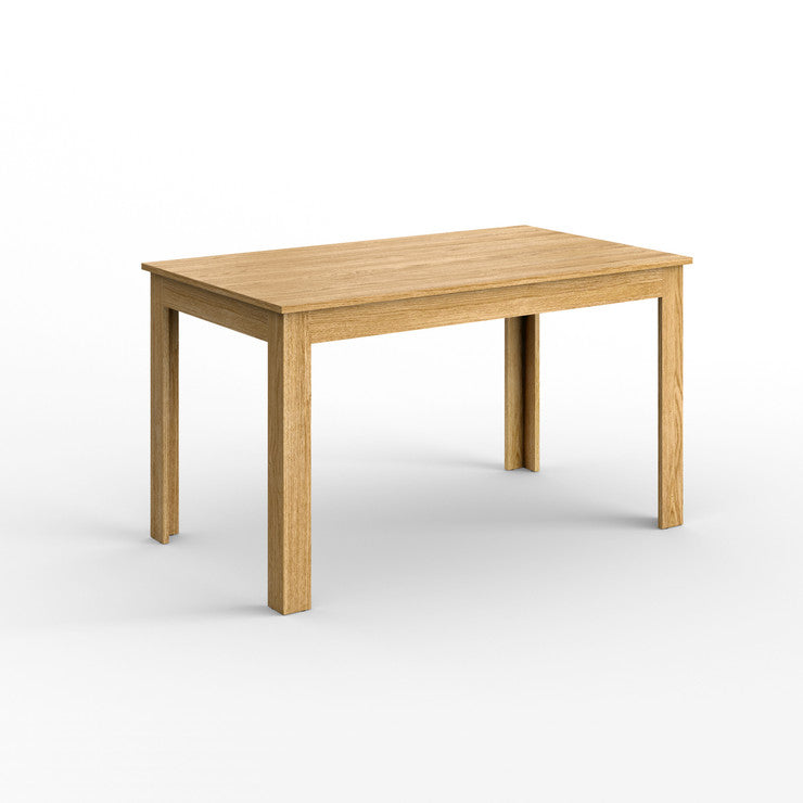 Fab 137 Dining Table Oak