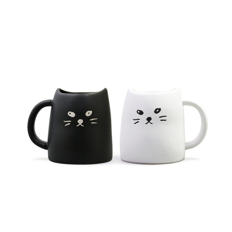 Cat Mug Set Of 2