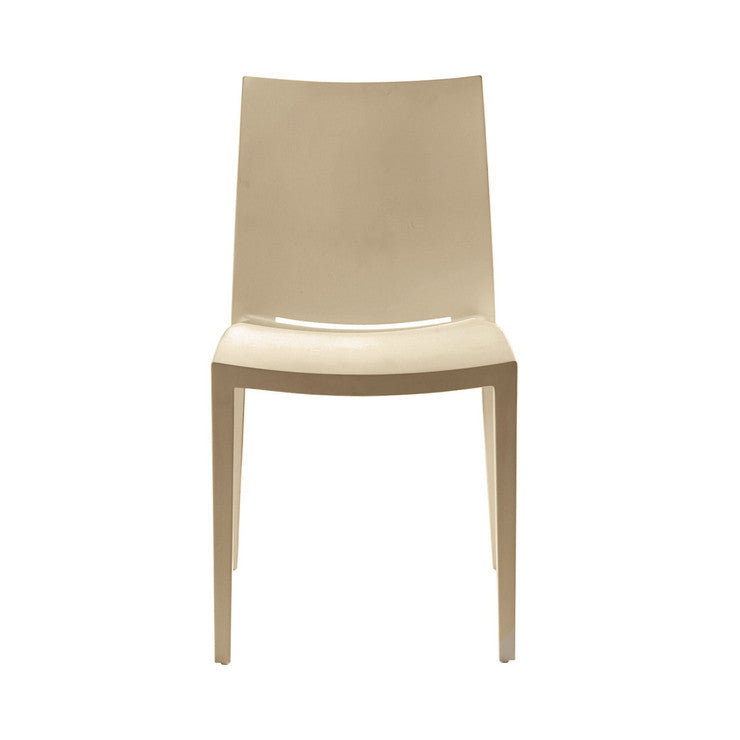 Go! Chair Taupe Set Of 4