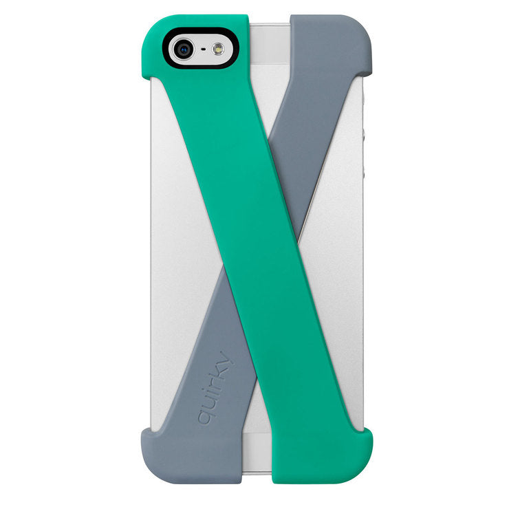 Crossover iPhone 5/5S Green Blue