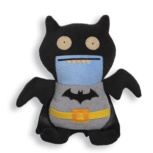 DC Comics Black Batman Ice Bat
