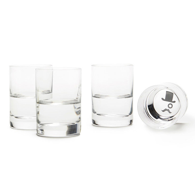 Icon Shot Glass Guys Set Of 4