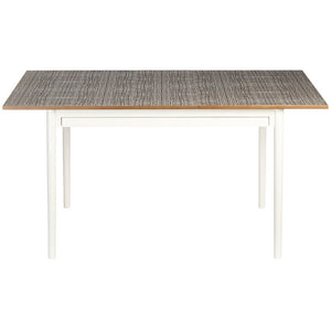 Extension Dining Table Orng Gray