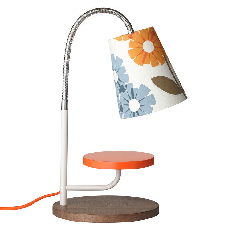 Rhododendron Mini Task Lamp