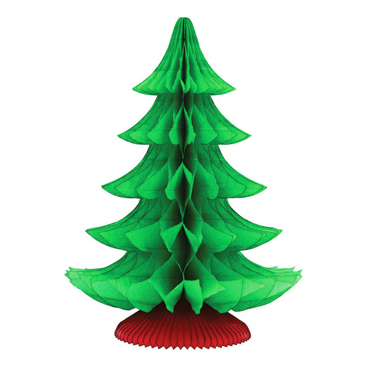 Christmas Tree Paper Decor I