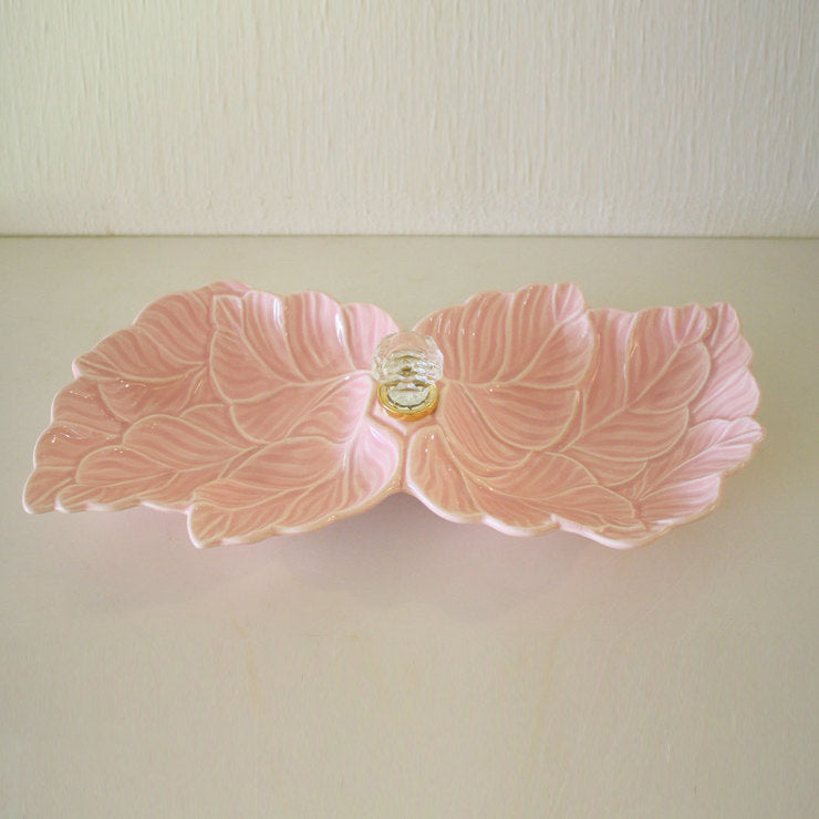 California Leaf Candy Dish I