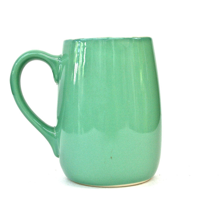 Coors Art Pottery Mug Mint