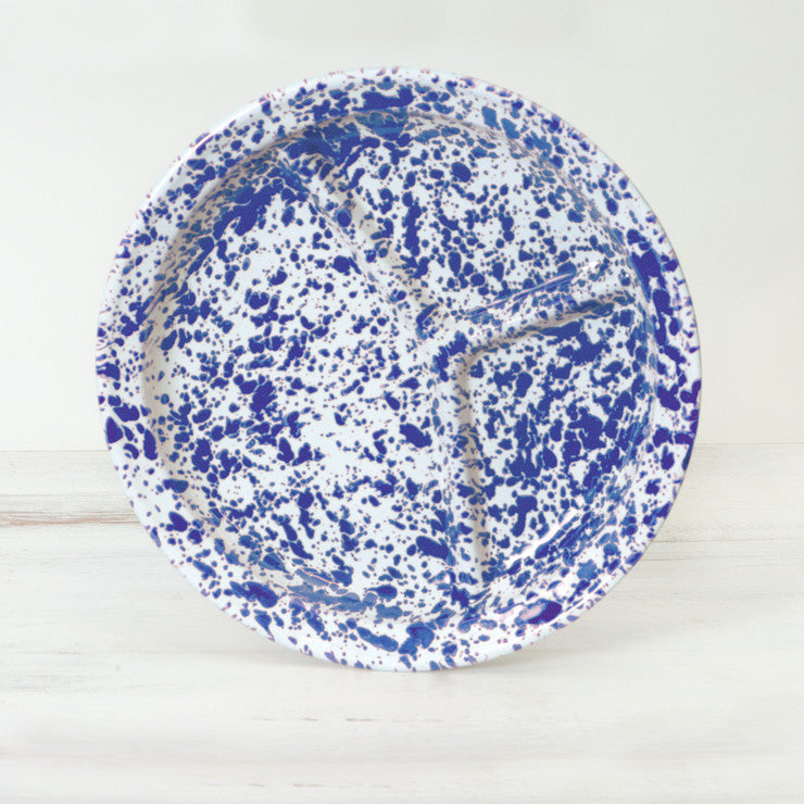 Camp Plate Blue Set Of 4