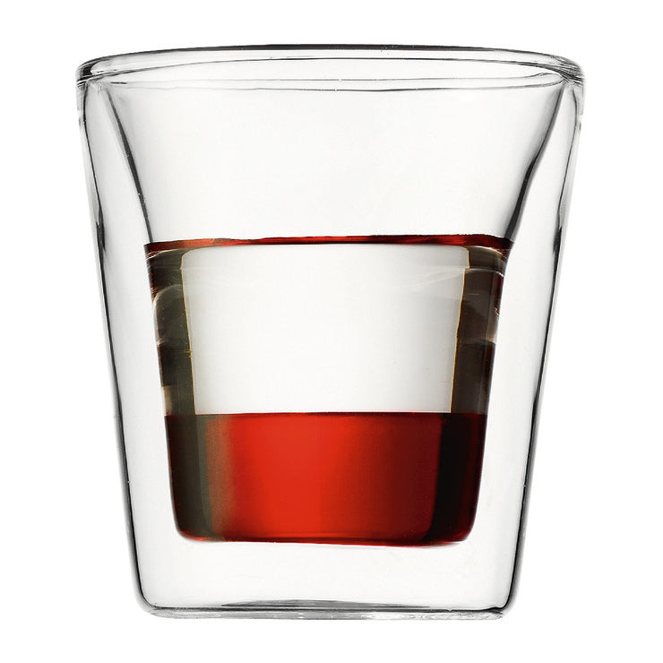 Canteen 3oz Glass Set Of 2