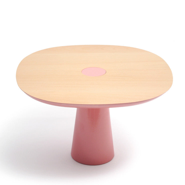 Arbour Cake Stand Pink